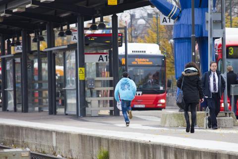 Fem faktorer för hållbara städer