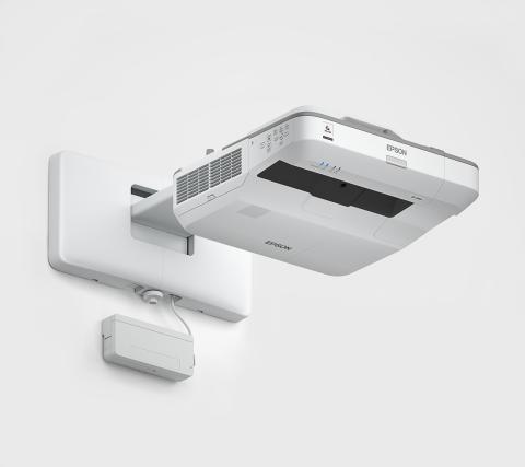 Epson Meluncurkan Proyektor Interaktif Terbaru dengan Teknologi Proyeksi Ultra Short Throw Full HD Yang Lebih Maju