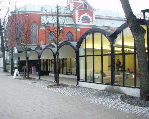 So Stockholm - mötesplats, nätverk, showroom och galleri