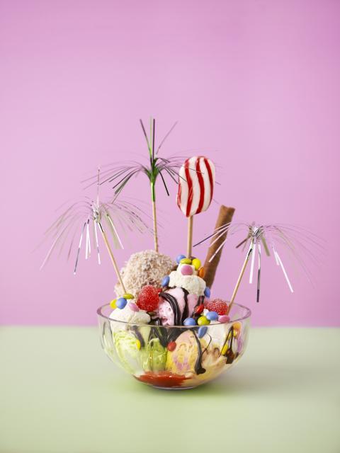 Junibacken firar Nationaldagen genom att öppna glassrestaurang!
