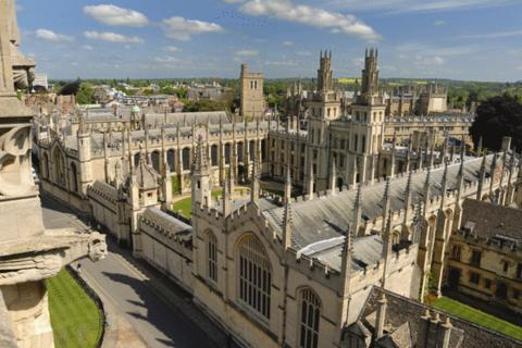 Engelske høydepunkter - Oxford