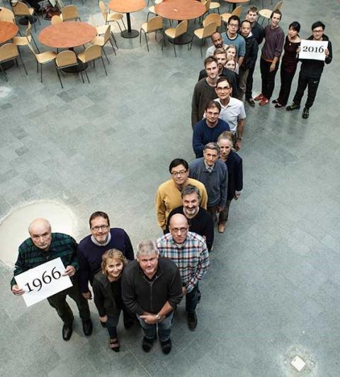 Matematisk statistik firar 50 år i en tid av datarevolution