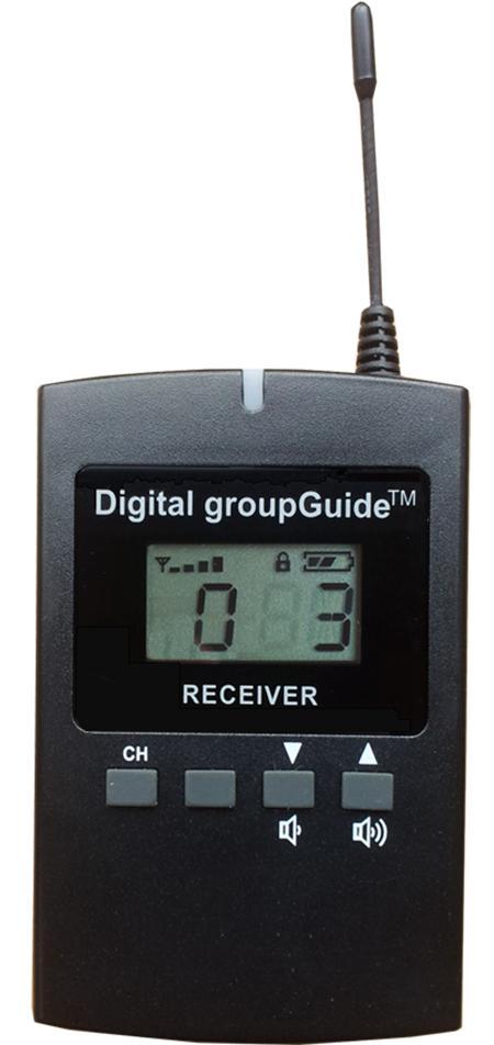 imagineear Digital groupGuide receiver