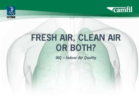 Indoor Air Quality (IAQ) Forum - Trosa