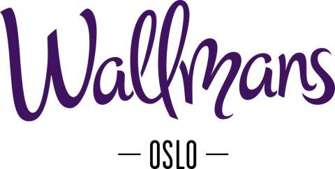 Wallmans Oslo logotype