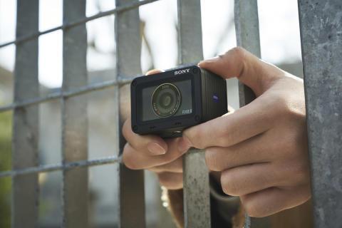 Sony lanserer RX0 II, verdens minste og letteste premium ultrakompaktkamera