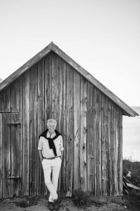 Sven-Bertil Taube spelar enligt tradition på Liseberg i augusti