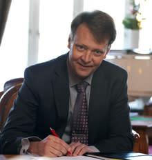 Lantmännen BioAgris vd Kenneth Alness – en av fem finalister i Hållbart Ledarskap 2012