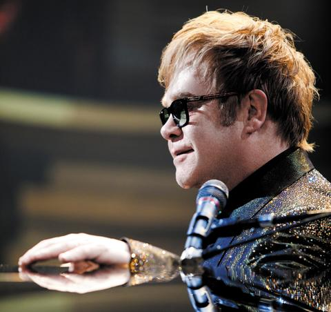 Elton John backs next generation of Olympians and Paralympians with charity concert for SportsAid