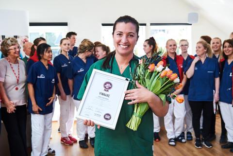 Väsby Djursjukhus är Årets djurklinik 2018