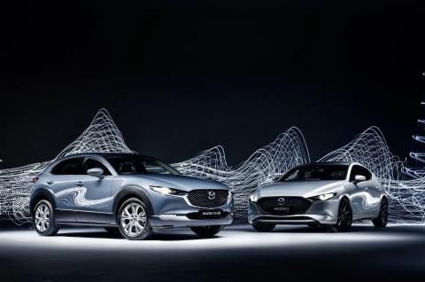 WCOTY: CX-30 og Mazda3