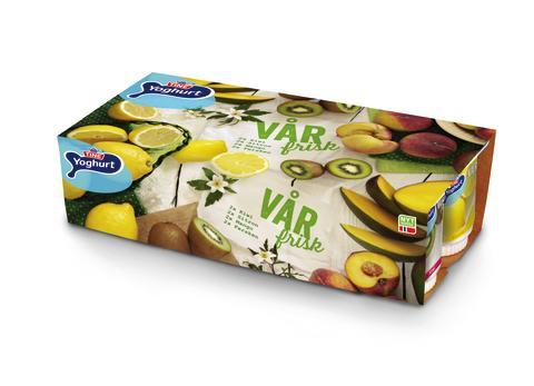 Tine Yoghurt Vårfrisk