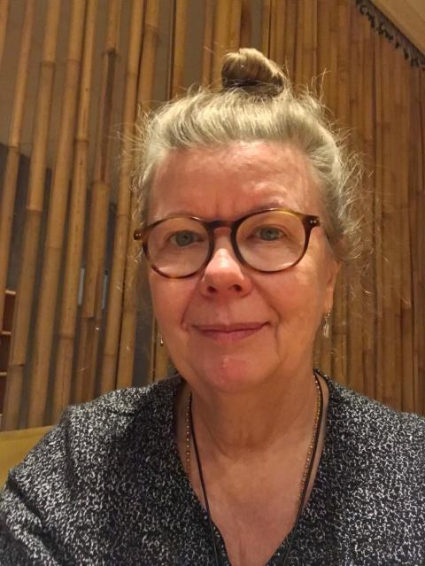 Mina Kramvik - Mindfulnessinstruktör på Andningens Dag