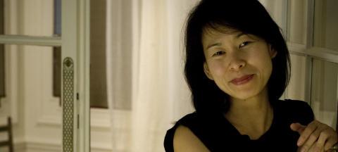 Sparsmakat och poetiskt med Kim Thúy på Bokmässan