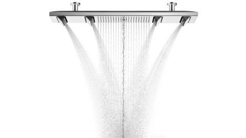 AXOR ShowerHeaven 1200 / 300 4jet:  Showering in a New Dimension