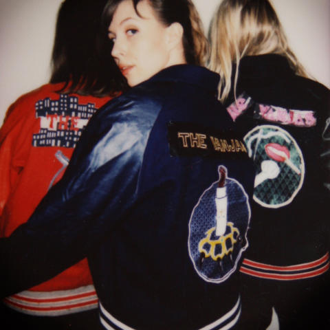 Cover The Vanjas  My Girls