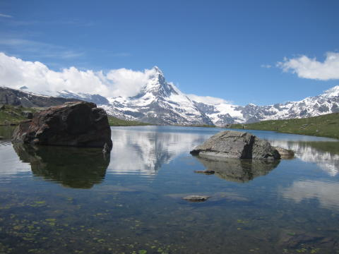 Ramblers Walking Holidays: Zermatt