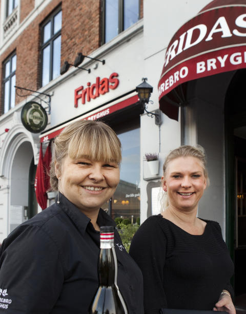 Gammeldanskarnas krogpris till Fridas i Köpenhamn