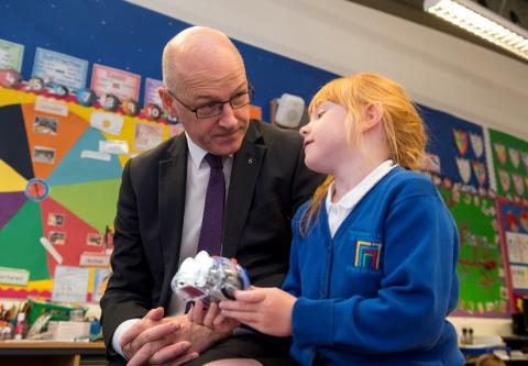 Project to boost teachers' computer confidence helps Scottish kids