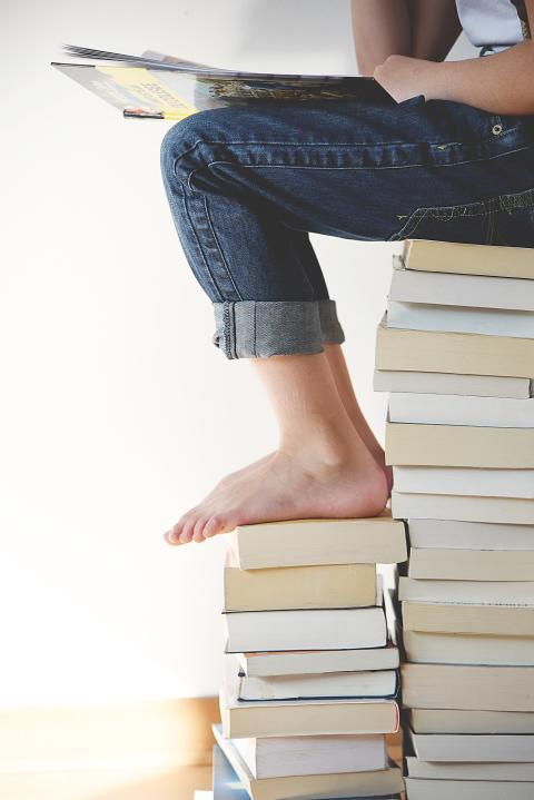 Höstens böcker: ekonomi, filterbubblor, onödiga böcker och mycket mer