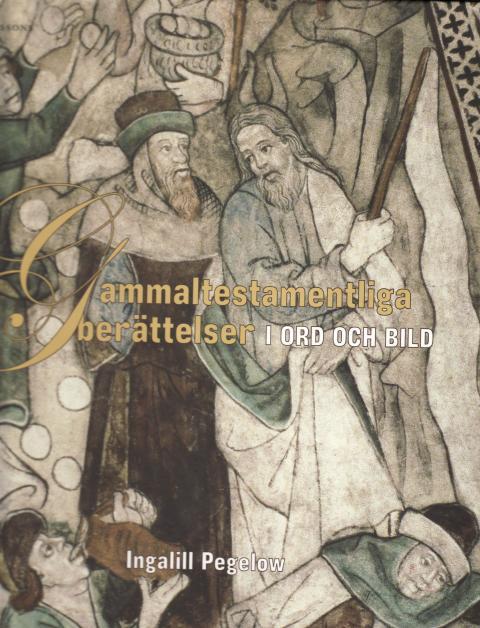 Fylligt och färgstarkt bildverk om Gamla Testamentet