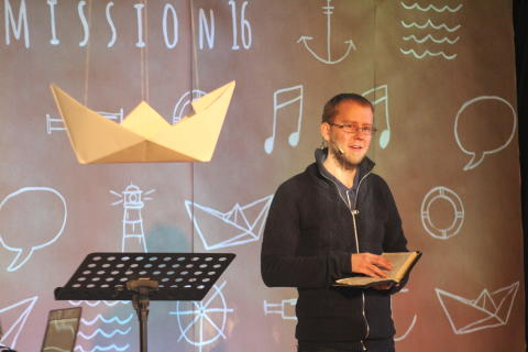 Ung sønderjyde ansat som ny prædikant i Luthersk Mission