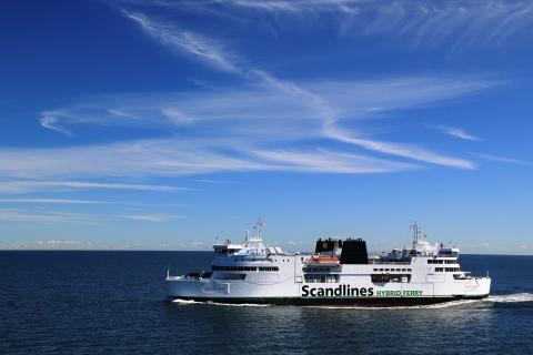Scandlines Hybrid Ferry - Deutschland