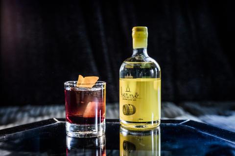 Världens bästa fatlagrade gin bärgar ytterligare ett guld i International Wine & Spirit Competition.