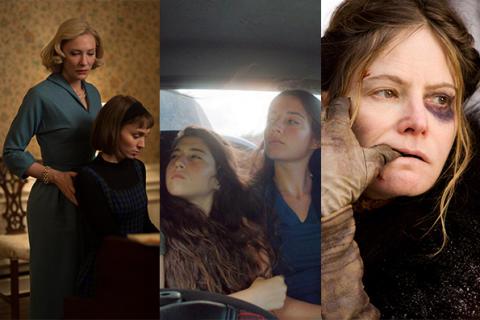 Mustang, Carol och The Hateful Eight bland de Oscarsnominerade