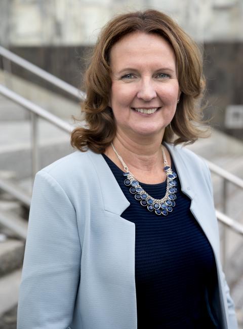 Anna-Lena Johansson (L), Kommunalråd, 1:e vice ordförande kommunstyrelsen, ordförande i vård- och omsorgsnämnden