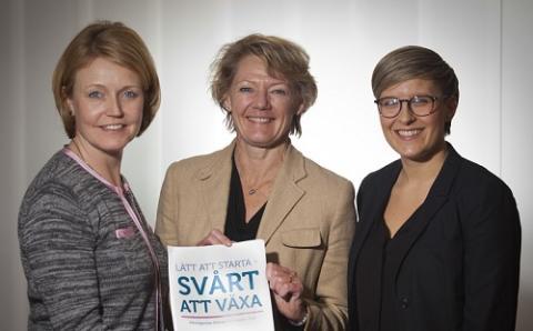 Stockholm vinnare i nytt Entreprenörsindex