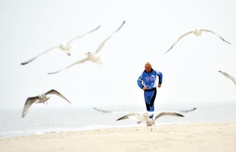 Läuft! Joggen auf Sylt mit Extremsportler und Freizeitläufer Henning Leppek