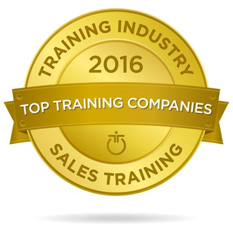 Mercuri International awarded Top 20 Sales Training Company 2016 globally