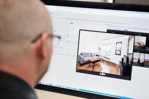 Innovativ løsning for eiendomsbransjen fra zentuvo og IBM