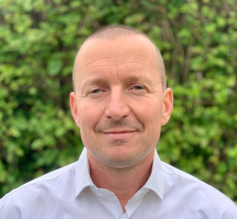 Vidar Lavoll, daglig leder ATB-Nett
