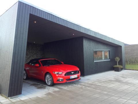 STARK-vinder luftede ny Mustang