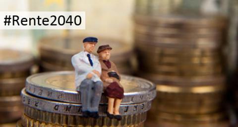 """Prognos-Studie """"Rentenperspektiven 2040"""": Höhe und Kaufkraft der Rente regional sehr unterschiedlich"""