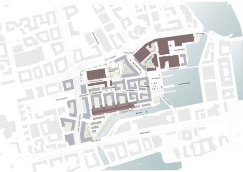Varvsstaden - Illustrationsplan