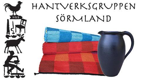 Hantverksgruppen Sörmland har butiken öppen