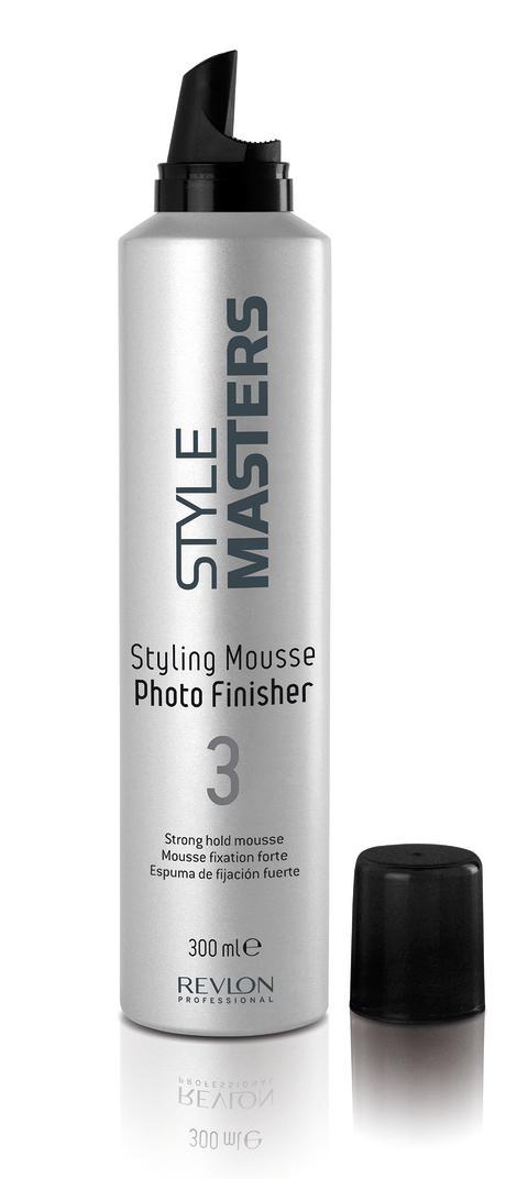 Revlon Style Masters Styling Mousse Photo Finisher