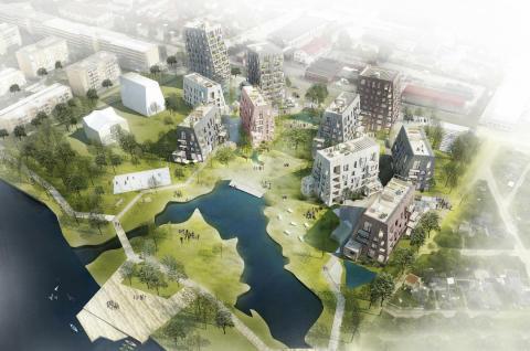 Vi skapar bostäder för fler.