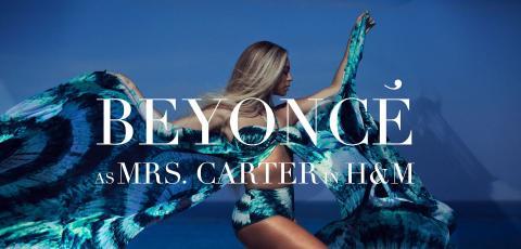 Beyoncé i H&M:s sommarkampanj - regisserad av Jonas Åkerlund