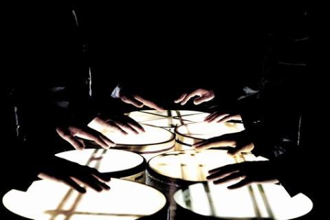 Kroumata och New European Ensemble - Amsterdam/Haag