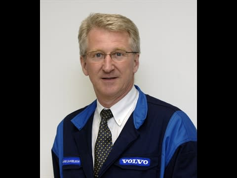 Lars Danielson utnämnd till chef för Volvo Cars verksamhet i Kina