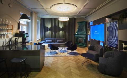 Studio Stockholm har ritat EQT Ventures kontor