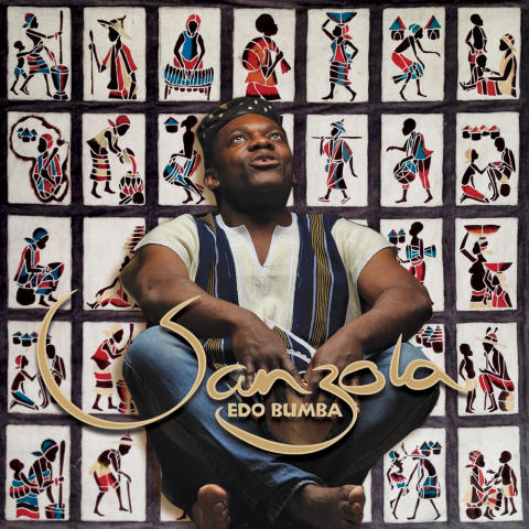 Musikfest med Edo Bumbo på Lindesbergs stadsbibliotek