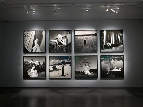 AAC Photo - Helmut Newton series