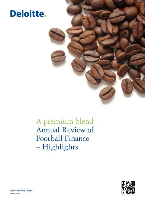 Deloitte Annual Review of Football Finance - Highlights