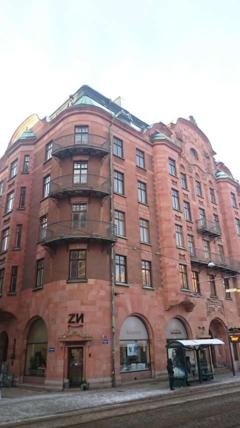 Torget 6, 1900-talsbyggnaden