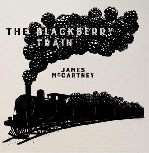 The Blackberry Train album cover
